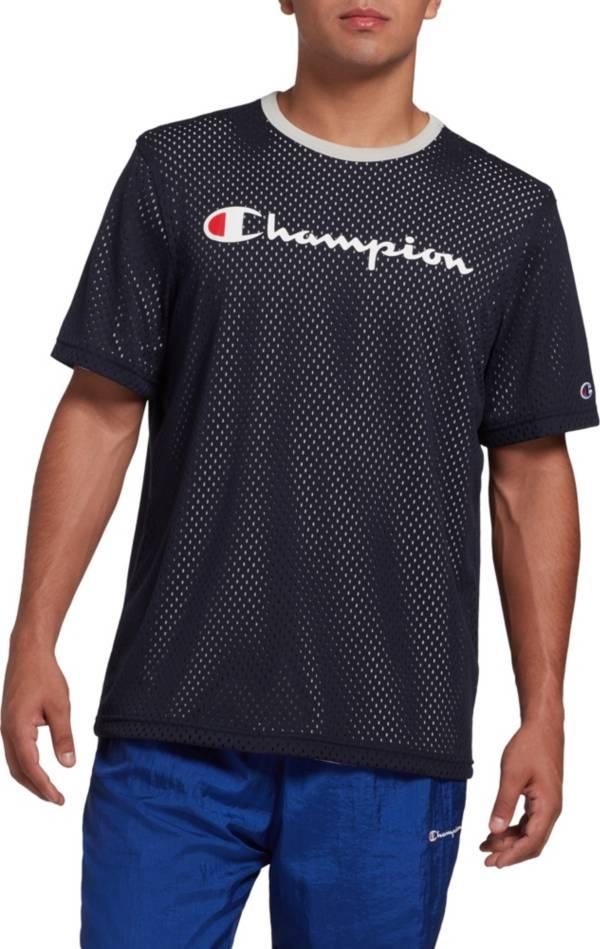 Champion Men's Reversible Mesh Graphic Tee product image