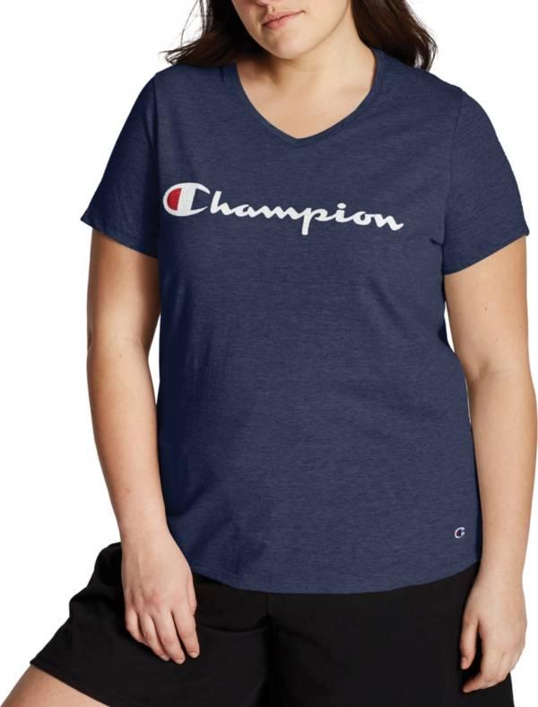 Champion Women's Plus Jersey Graphic T-Shirt product image