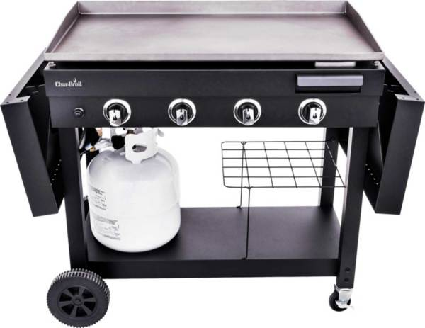Char-Broil 4 Burner Griddle product image