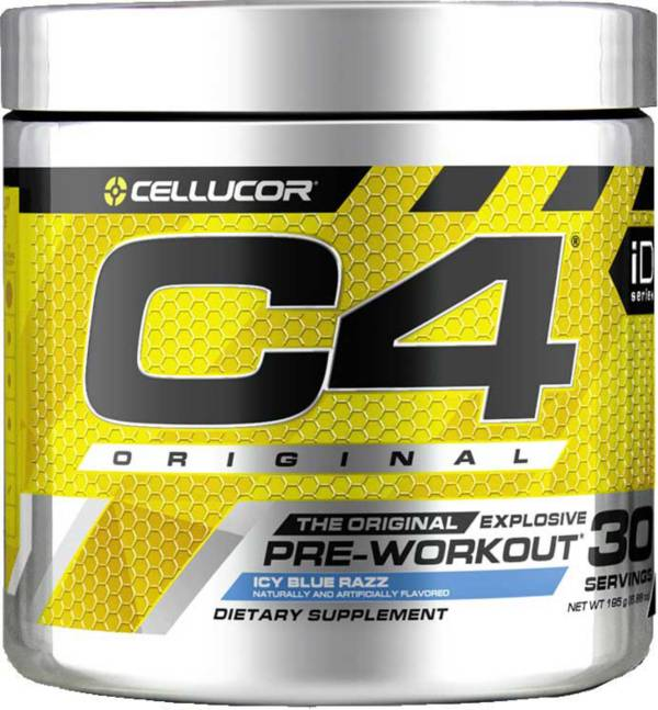 Cellucor C4 Original V2 Pre-Workout Icy Blue Razz 30 Servings product image