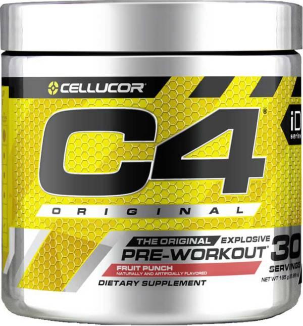 Cellucor C4 Original V2 Pre-Workout Fruit Punch 30 Servings product image