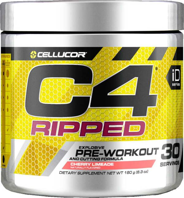 Cellucor C4 Ripped Pre-Workout Cherry Limeade product image