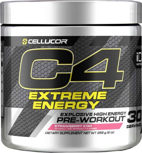 Cellucor C4 Extreme Energy Pre-Workout Strawberry Kiwi 30 Servings product image