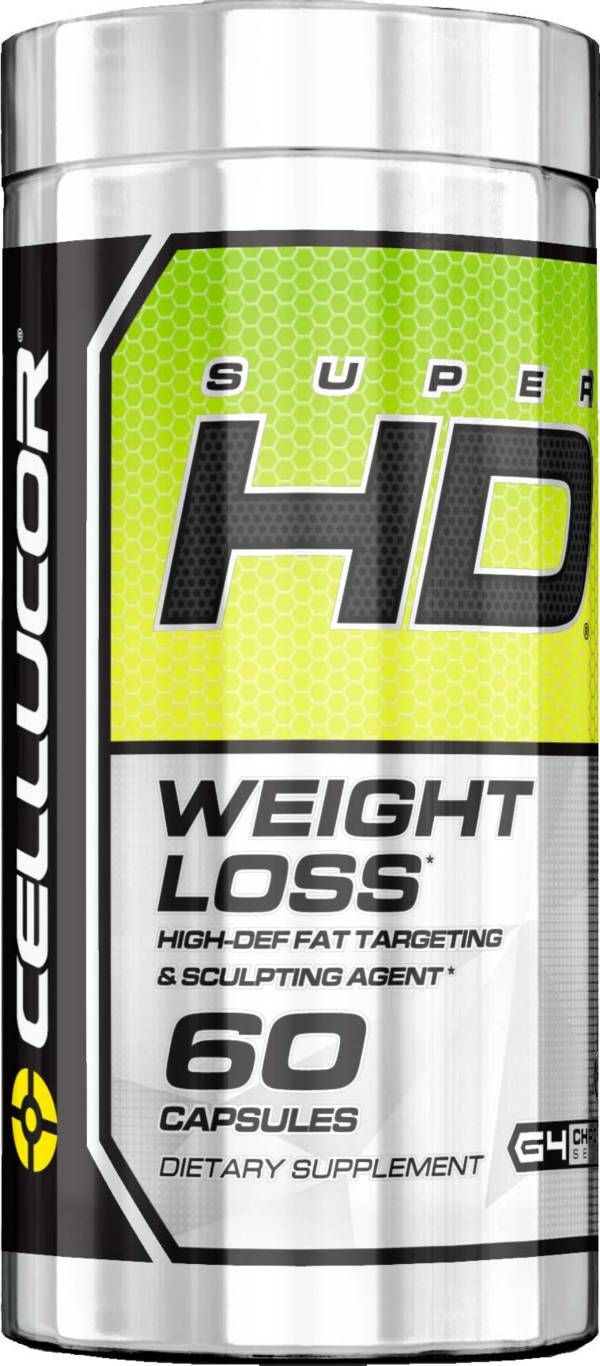 Cellucor SuperHD Weight Loss Capsules product image