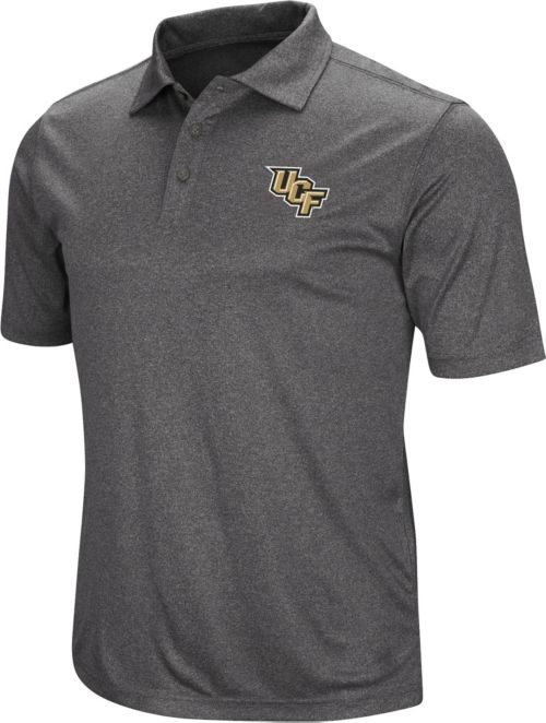 1dac1d8b Colosseum Men's UCF Knights Grey Polo | DICK'S Sporting Goods