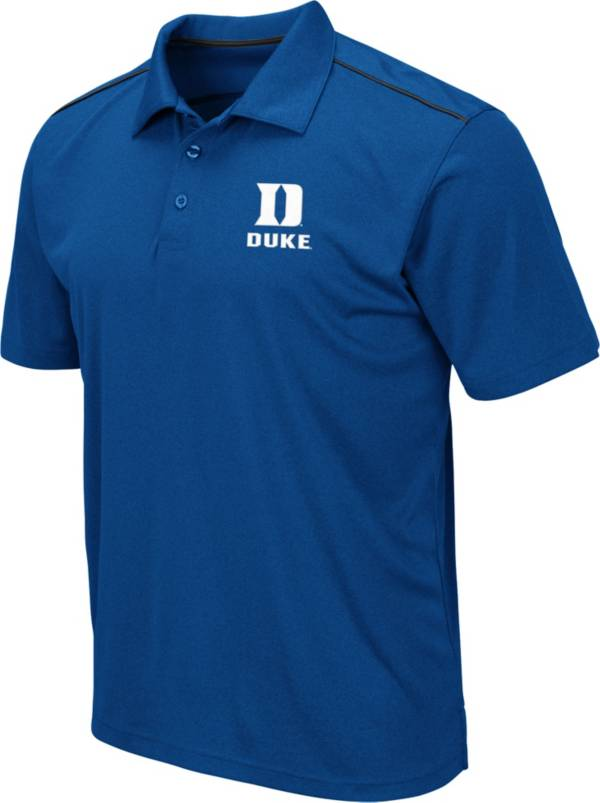 Colosseum Men's Duke Blue Devils Duke Blue Eagle Polo product image