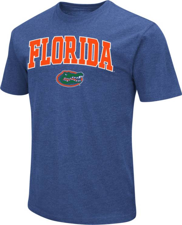Colosseum Men's Florida Gators Blue Dual Blend T-Shirt product image