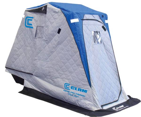 Clam Kenai Pro Thermal 1-Person Ice Fishing Shelter product image