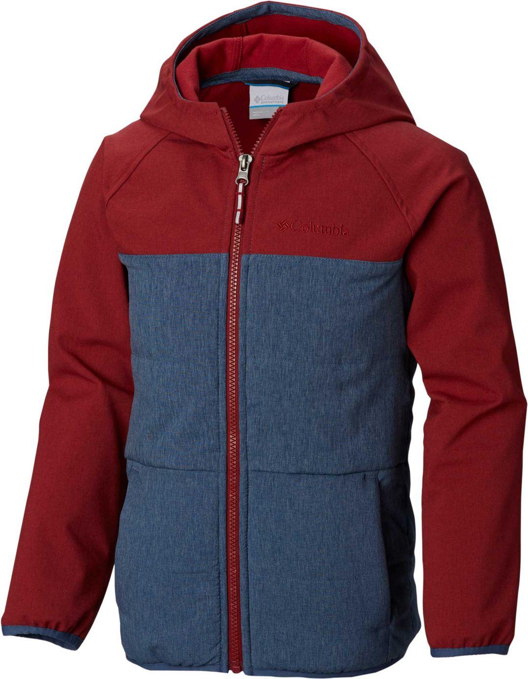 daecf682 Columbia Boys' Take A Hike Soft Shell Jacket | DICK'S Sporting Goods