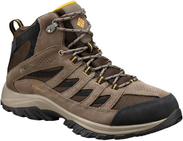 Columbia Men's Crestwood Mid Waterproof Hiking Boots product image