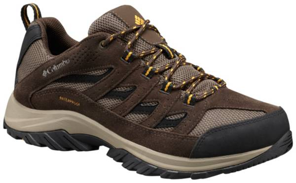 Columbia Men's Crestwood Waterproof Hiking Shoes product image