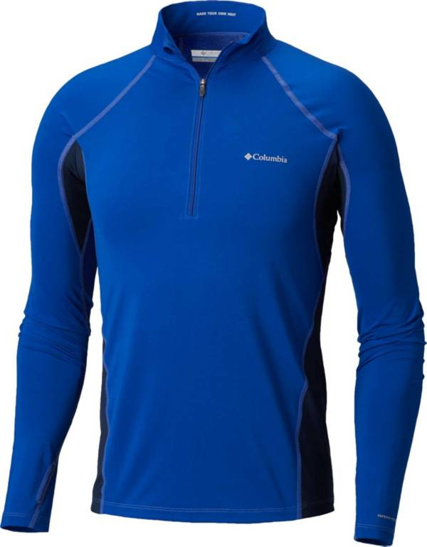 Columbia Men's Midweight Stretch Half Zip Base Layer Shirt product image