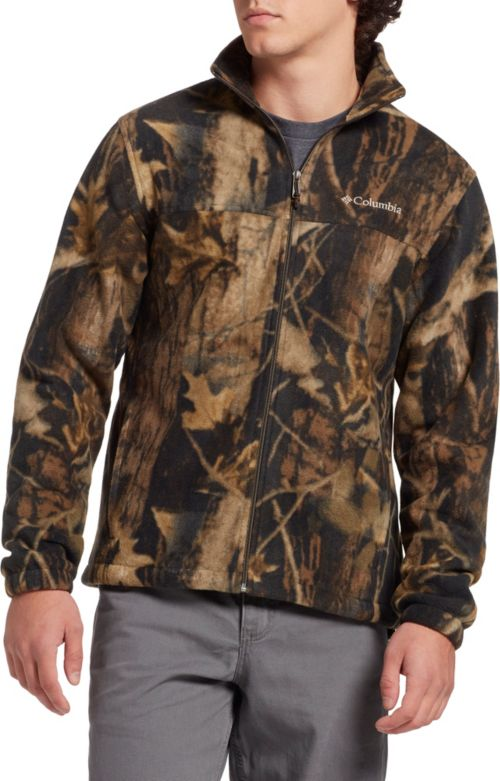 fa5162895 Columbia Men s Steens Mountain Print Fleece Jacket