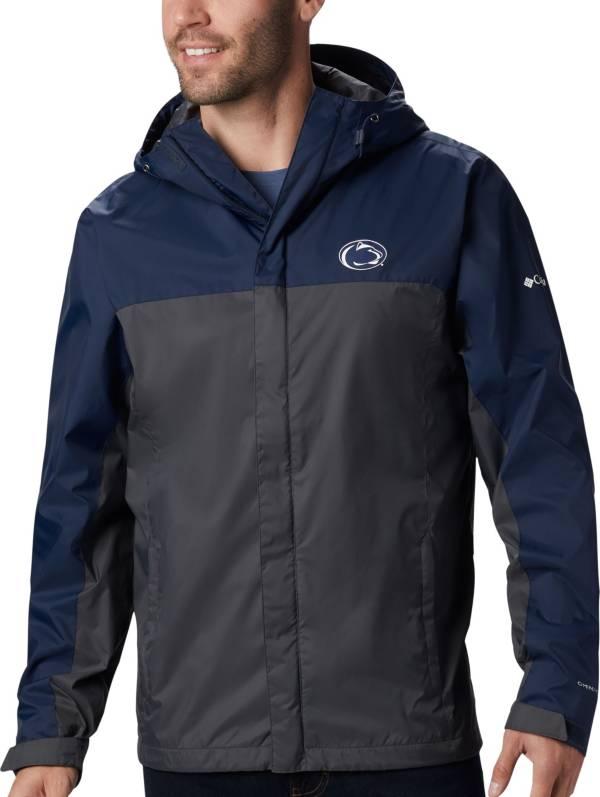 Columbia Men's Penn State Nittany Lions Blue/Grey Glennaker Storm Jacket product image