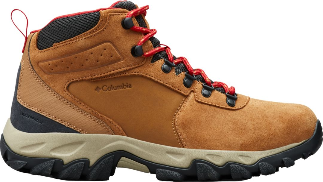 c0de775bb4f Columbia Men's Newton Ridge Plus II Suede Waterproof Hiking Boots