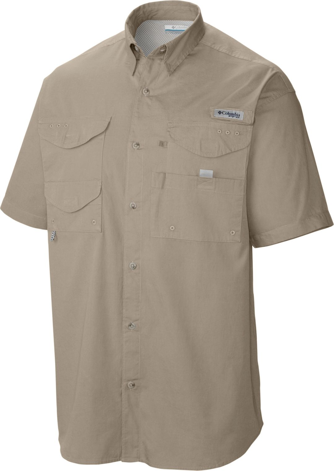 87fbb00f Columbia Men's PFG Bonehead Short Sleeve Shirt. noImageFound. Previous