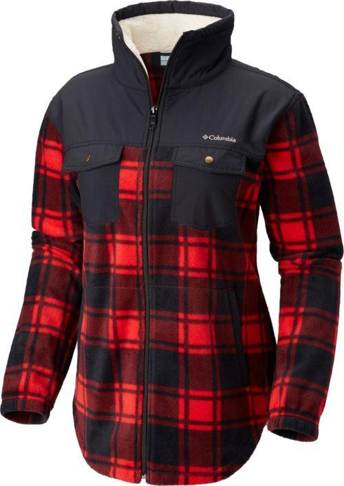 c95c05594c4f Columbia Women s Benton Springs Overlay Fleece Jacket
