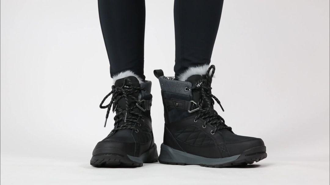 3a480ff17cbf Columbia Women's Meadows Shorty Omni-Heat 3D 200g Winter Boots ...