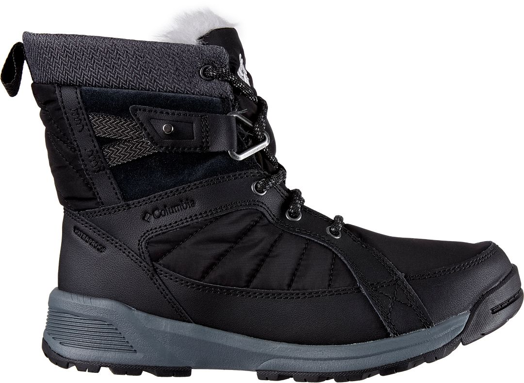 8cafe558c38 Columbia Women's Meadows Shorty Omni-Heat 3D 200g Winter Boots