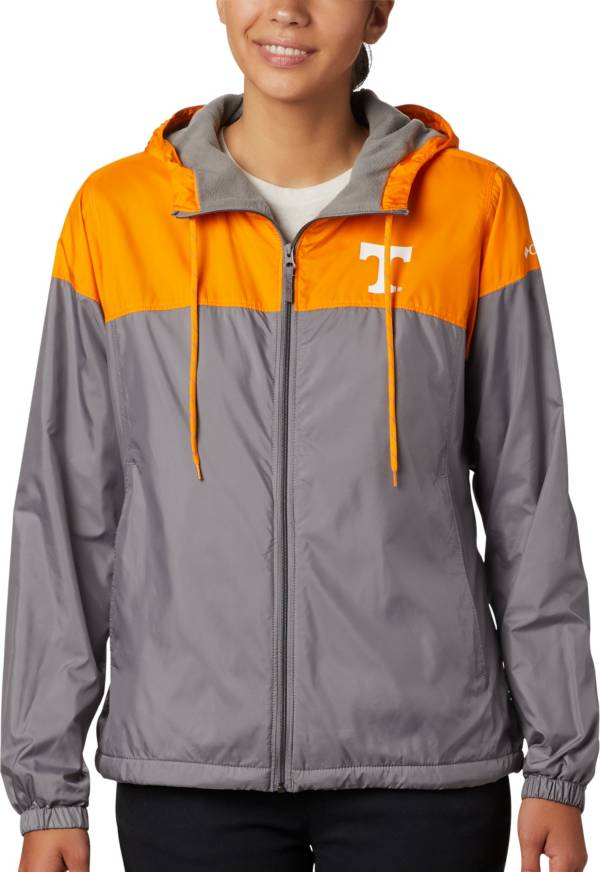 Columbia Women's Tennessee Volunteers Tennessee Orange/Grey CLG Flash Forward Lined Jacket product image