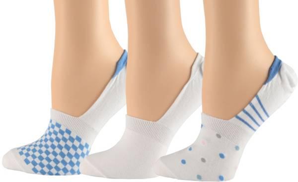 Columbia Women's PFG Gingham Liner Socks - 3 Pack product image