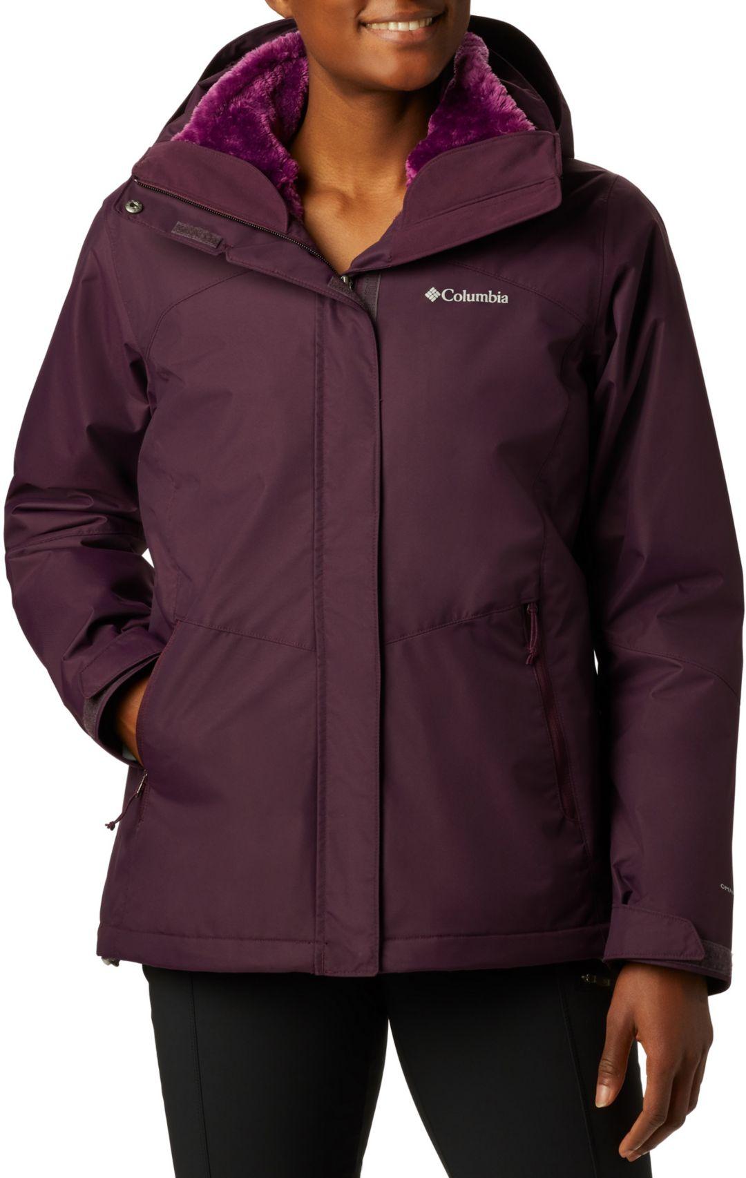 Columbia Women S Bugaboo Ii Fleece Interchange Jacket