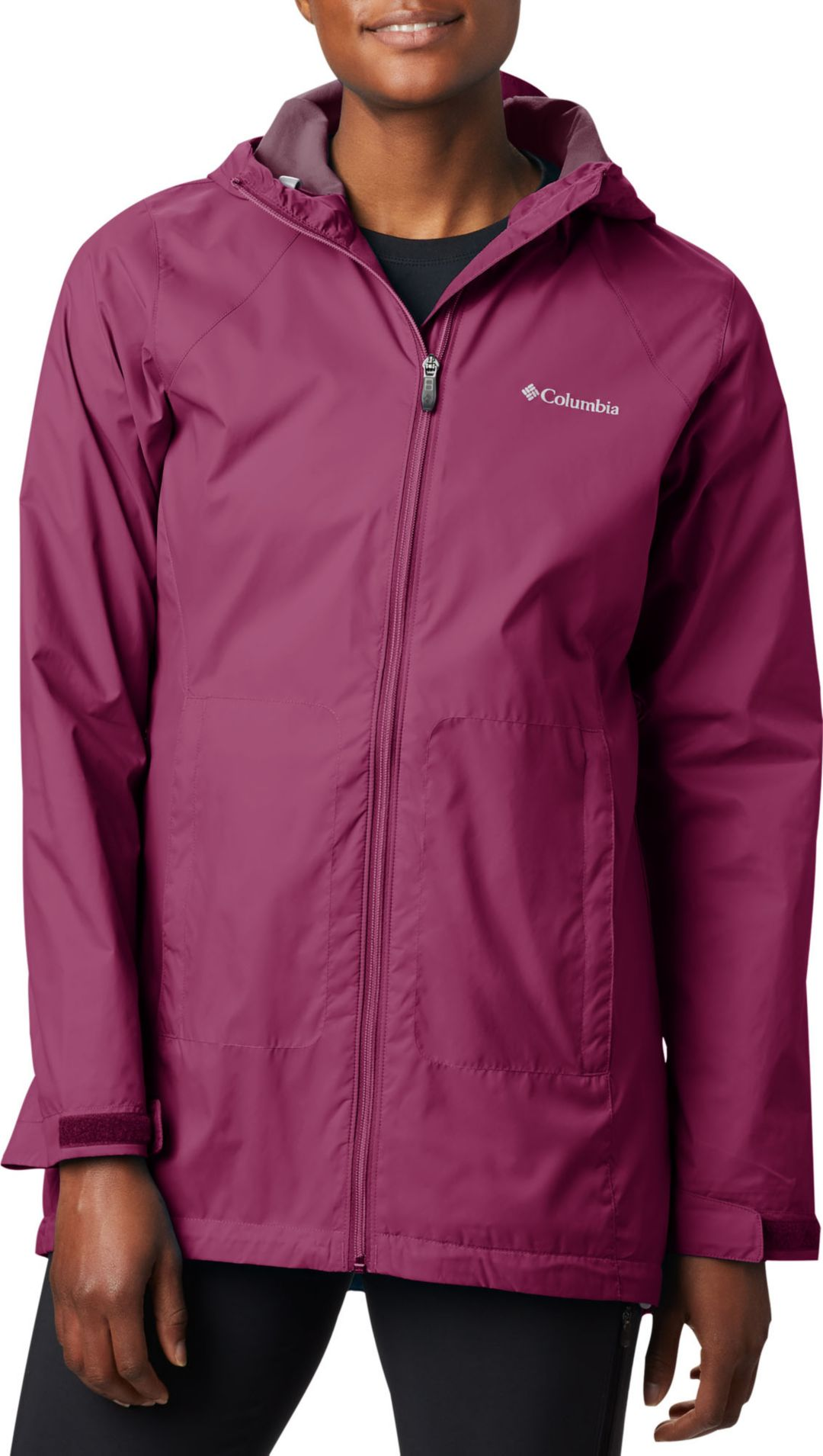 a20c9f45e Columbia Women's Switchback Lined Long Rain Jacket. noImageFound. Previous.  1. 2