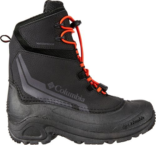 009062bb407d Columbia Kids  Bugaboot IV Plus Omni-Heat 200g Waterproof Winter Boots