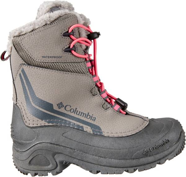 Columbia Kids' Bugaboot IV Plus Omni-Heat 200g Waterproof Winter Boots product image