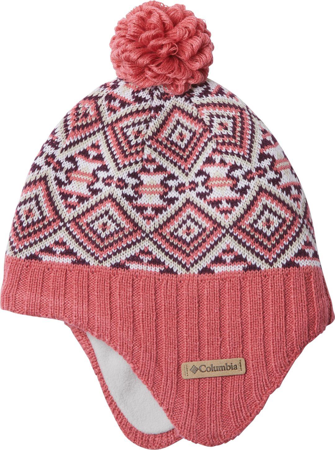 1d0063915 Columbia Youth Winter Worn II Peruvian Hat