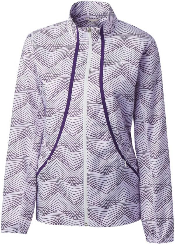 Cutter & Buck Women's Annika Cloud Breaker Full-Zip Golf Jacket product image