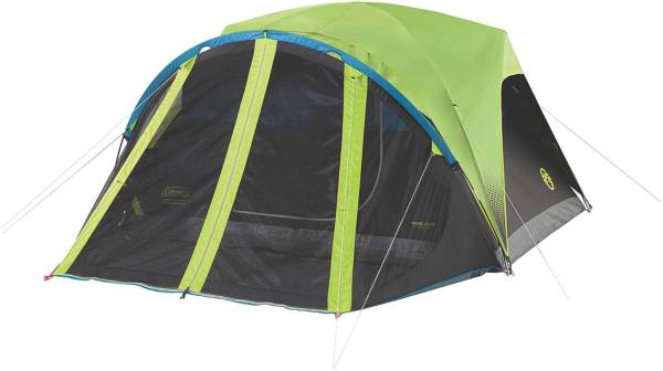 Coleman Carlsbad 4-Person Dome Tent with Screen Room product image