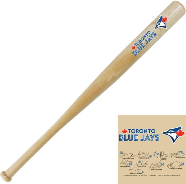 Coopersburg Sports Toronto Blue Jays Signature Mini Bat product image