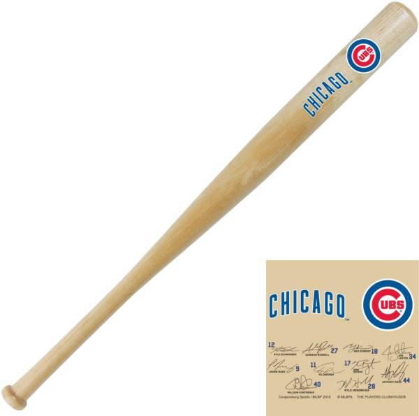 Coopersburg Sports Chicago Cubs Signature Mini Bat product image