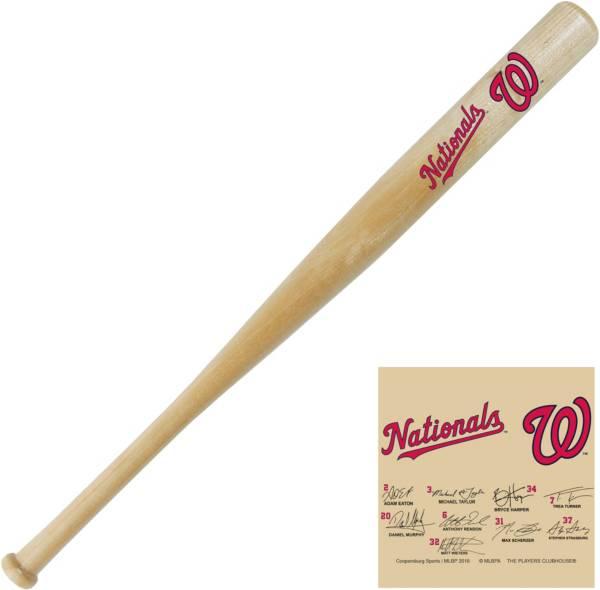 Coopersburg Sports Washington Nationals Signature Mini Bat product image