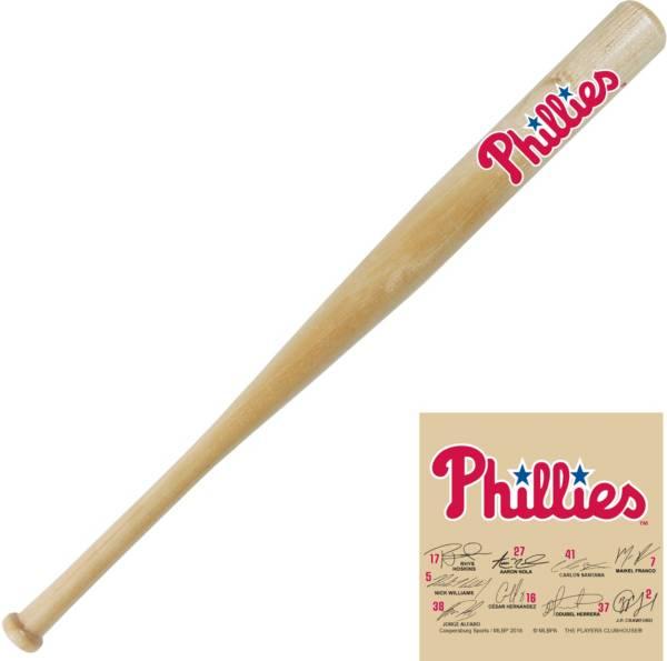 Coopersburg Sports Philadelphia Phillies Signature Mini Bat product image