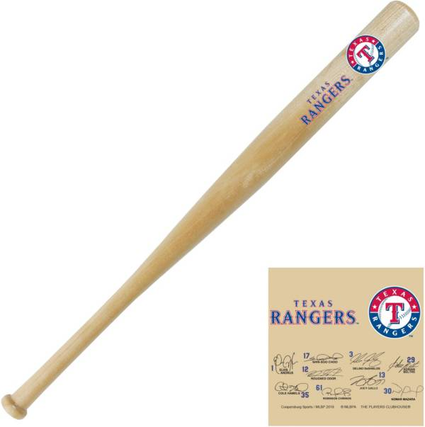 "Coopersburg Sports Texas Rangers 18"" Signature Mini Bat product image"