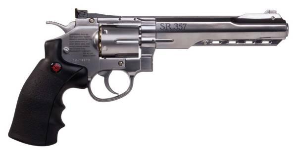 Crosman SR357 BB Gun Revolver product image