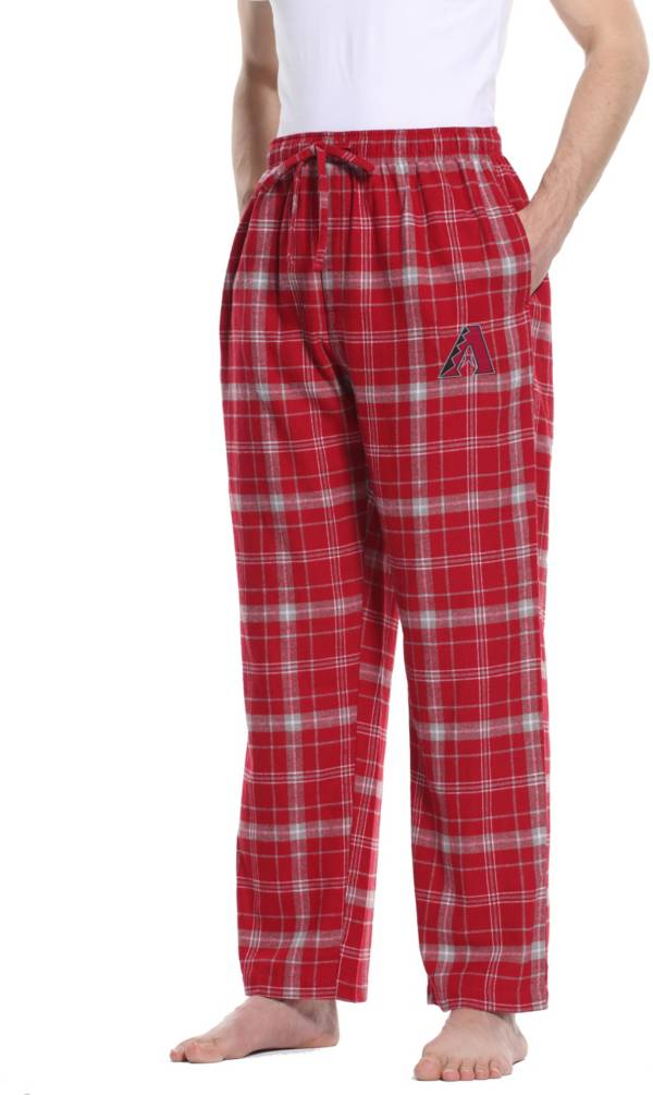 Concepts Sport Men's Arizona Diamondbacks Ultimate Plaid Flannel  Pajama Pants product image