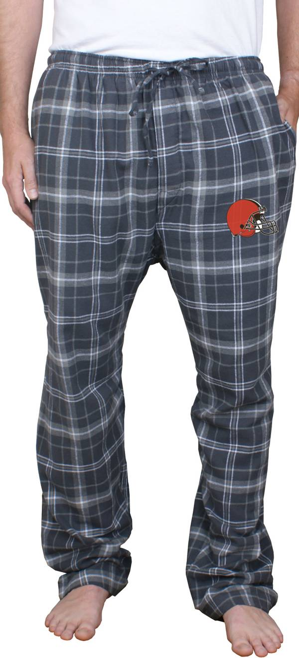 Concepts Sport Men's Cleveland Browns Ultimate Flannel Pants product image