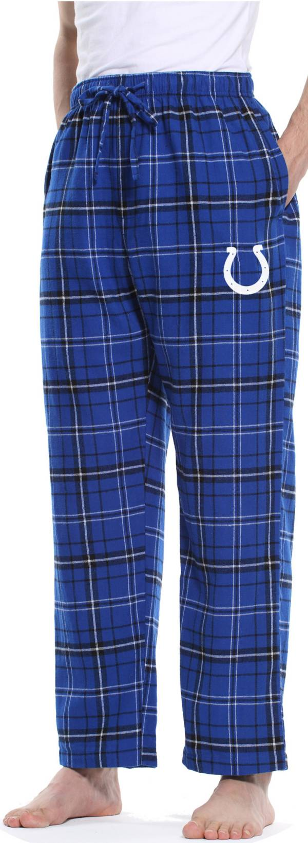 Concepts Sport Men's Indianapolis Colts Ultimate Flannel Pants product image
