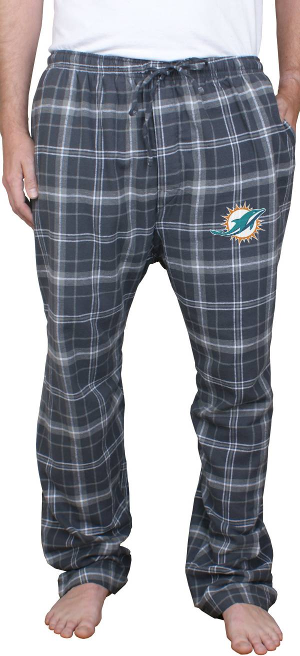 Concepts Sport Men's Miami Dolphins Ultimate Flannel Pants product image