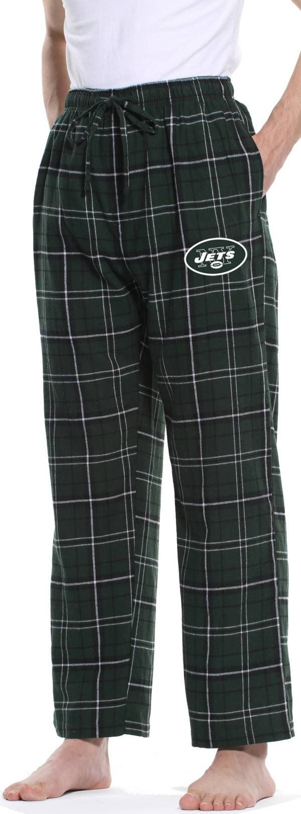 Concepts Sport Men's New York Jets Ultimate Flannel Pants product image