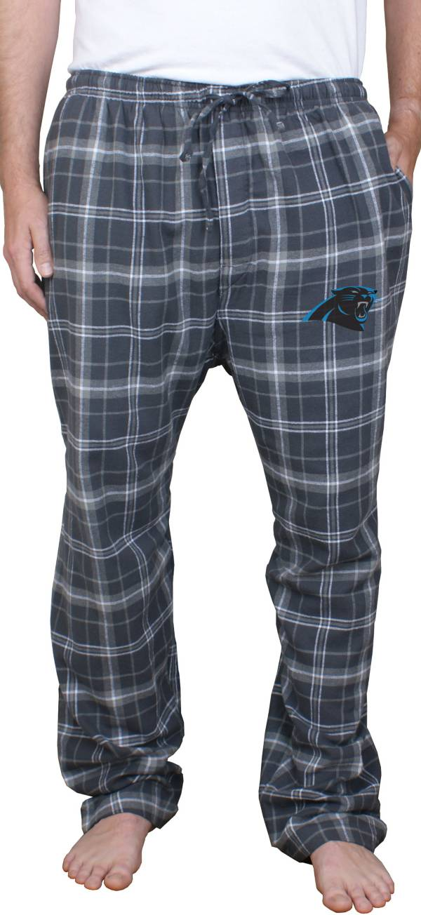 Concepts Sport Men's Carolina Panthers Ultimate Flannel Pants product image