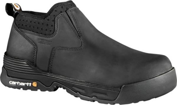 Carhartt Men's Force 4'' Slip-On Composite Toe Waterproof Work Boots product image