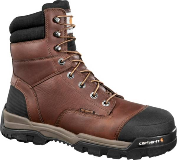 Carhartt Men's Ground Force 8'' Waterproof Composite Toe Work Boots product image