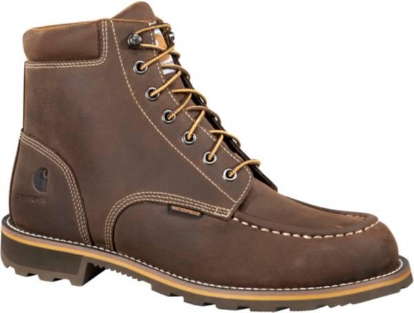 Carhartt Men's Moc 6'' Waterproof Steel Toe Work Boots product image