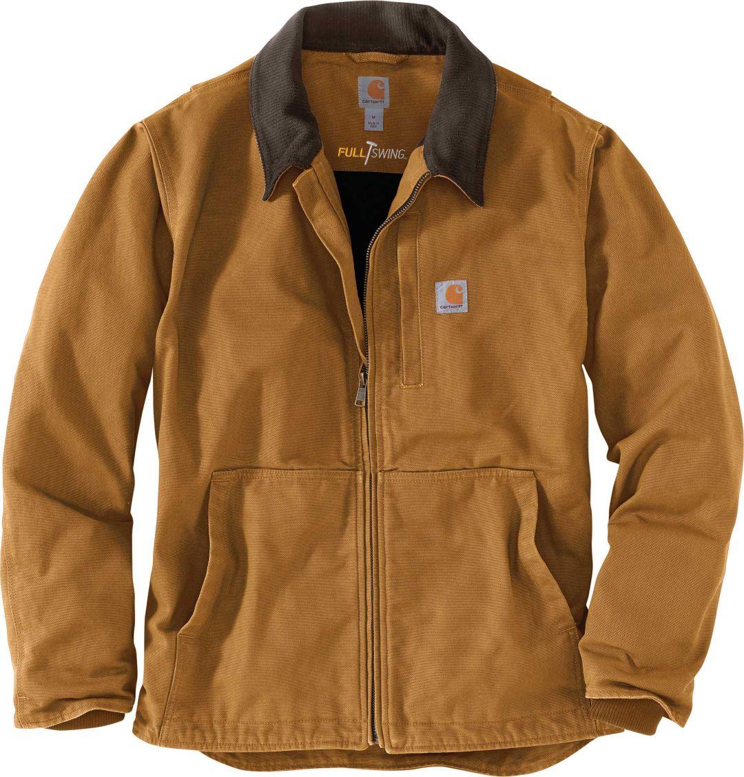 2aabcc4634 Carhartt Men's Full Swing Armstrong Jacket