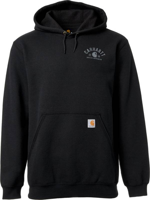 Carhartt Men's Midweight Chest Graphic Hoodie product image