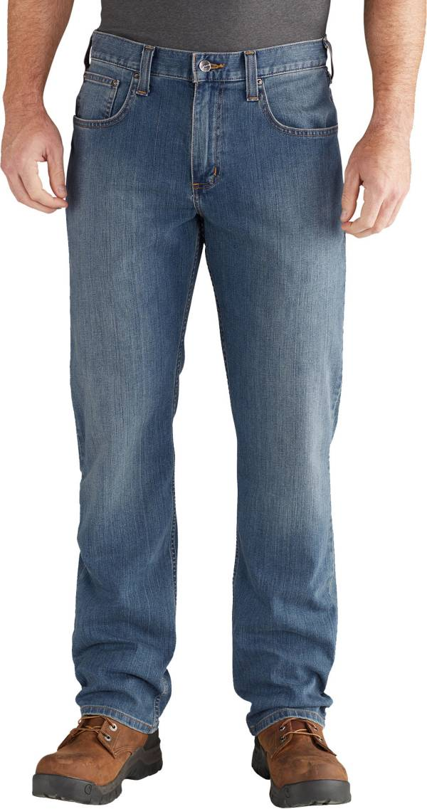 Carhartt Men's Rugged Flex Relaxed Straight Leg Jeans product image